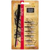 Calligraphy Dip Pen Set - 7 Pieces